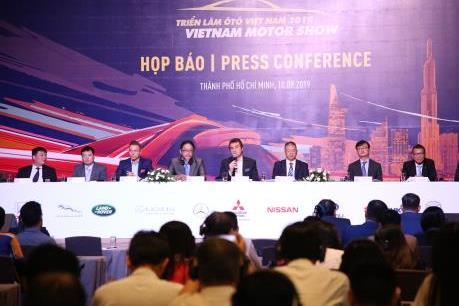 Vietnam Motor Show 2019 quy tụ 15 thương hiệu xe