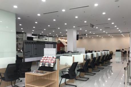 Ra mắt Toyota Phú Mỹ Hưng – chi nhánh Quận 7