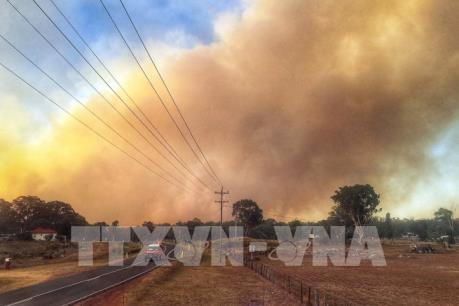 Cháy rừng tại Australia có thể kéo dài nhiều tuần