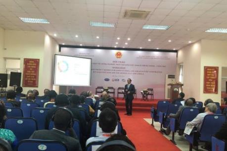 Thúc đẩy hợp tác nông nghiệp, thủy sản Việt Nam – Trung Đông – châu Phi