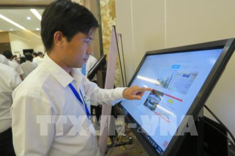 Ra mắt ứng dụng du lịch thông minh trên thiết bị di động
