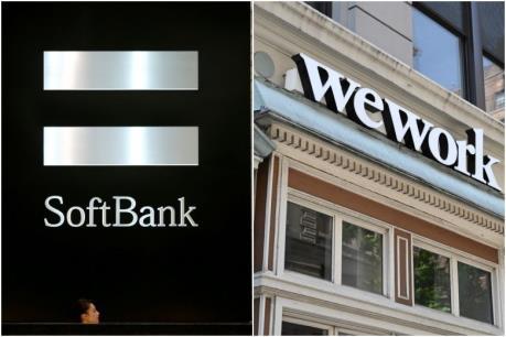 SoftBank hối thúc WeWork tạm hoãn IPO