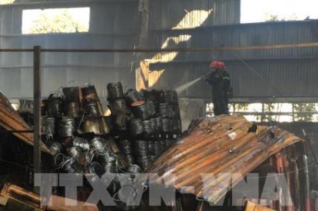 Bác kháng cáo trong vụ cháy ở Cụm công nghiệp Ngọc Hồi (Hà Nội)