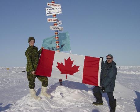 Canada  sẽ tăng cường hiện diện quân sự ở Bắc Cực
