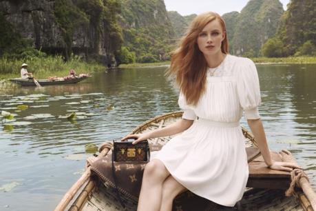 Louis Vuitton tung quảng cáo với bối cảnh nhiều điểm du lịch của Việt Nam