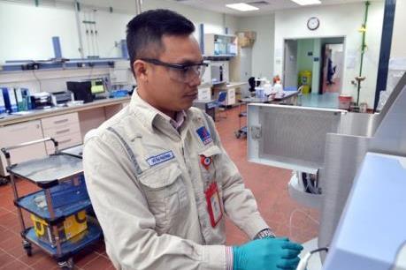 Cty Lọc hoá dầu Bình Sơn tăng lợi nhuận nhờ giải pháp phân tích hàm lượng Asen