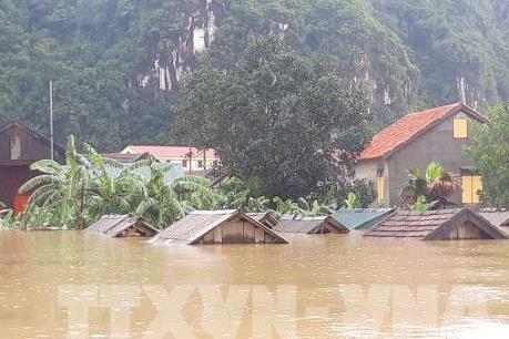 Quảng Bình thiệt hại do mưa lũ ước tính hơn 411 tỷ đồng