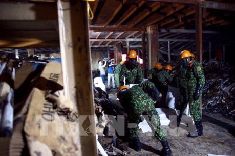Bộ trưởng Trần Hồng Hà: Môi trường ngoài Công ty Rạng Đông đã ở ngưỡng an toàn