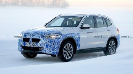 BMW dự định sản xuất mẫu iX3 chạy hoàn toàn bằng điện tại Trung Quốc vào mùa Thu 2020