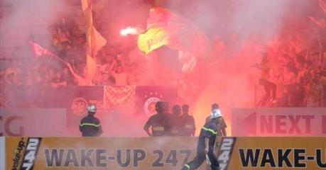 Vụ đốt pháo sáng trên Sân vận động Hàng Đẫy: Lên án hành vi xấu xí, phi thể thao