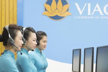 Từ 15/9, hành khách của Vietnam Airlines đi từ Hà Nội được làm thủ tục qua điện thoại