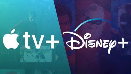 Apple và Disney cạnh tranh trong dịch vụ phát trực tiếp