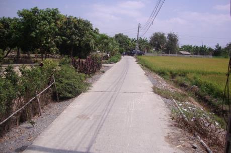 Xây dựng nông thôn mới ở một số tỉnh có dấu hiệu chững lại