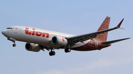 Máy bay Lion Air phải chuyển hướng do khói mù dày đặc ở Bắc Kalimantan, Indonesia