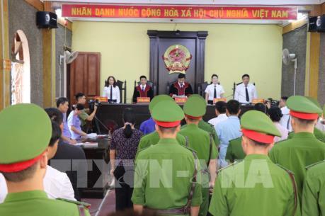 Kết luận điều tra bổ sung vụ án gian lận điểm thi tại Sơn La: Đề nghị truy tố 11 bị can