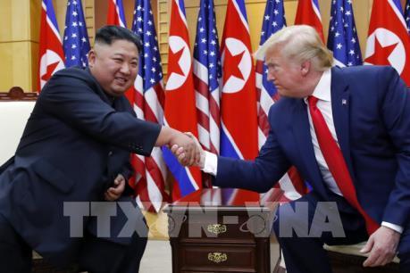 Nhà lãnh đạo Triều Tiên gửi thư mời Tổng thống Mỹ thăm Bình Nhưỡng