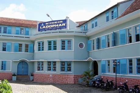 Đấu giá bán cả lô cổ phần của Tổng công ty Đầu tư và Kinh doanh vốn Nhà nước tại Ladophar