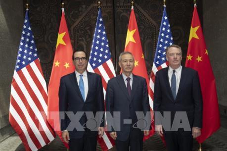 Đàm phán thương mại Mỹ-Trung: Còn rất nhiều vấn đề cần giải quyết
