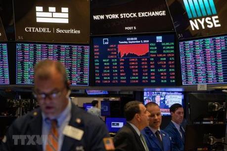 Chứng khoán Phố Wall ngày 23/10 tăng nhẹ nhờ cổ phiếu của  Boeing, Caterpillar lên giá