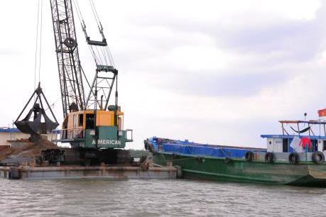 TP. Hồ Chí Minh: Lấy ý kiến xã hội hoá dự án nạo vét tại huyện Cần Giờ