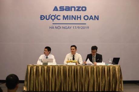 Asanzo thông tin chính thức về vụ việc liên quan đến nghi vấn gian lận xuất xứ hàng hóa