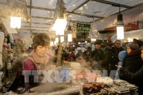 KERI: Tăng trưởng kinh tế Hàn Quốc giảm gần một nửa trong 2 thập kỷ qua