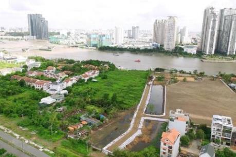 Dự kiến nguồn thu của Khu đô thị mới Thủ Thiêm