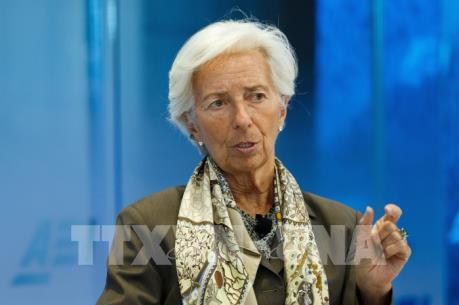 Hôm nay chính thức phê chuẩn chức Chủ tịch ECB