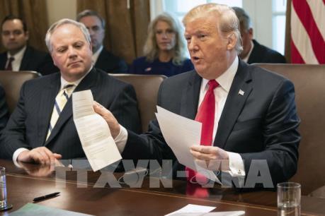 Mỹ - Triều: Duy trì trừng phạt song song với nối lại đàm phán hạt nhân