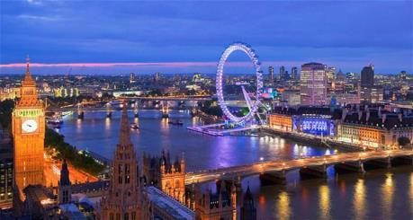Nước Anh vẫn giữ vị thế trung tâm ngoại tệ và phái sinh lãi suất lớn nhất thế giới