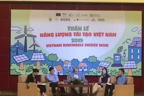 Tài chính xanh cho năng lượng tái tạo