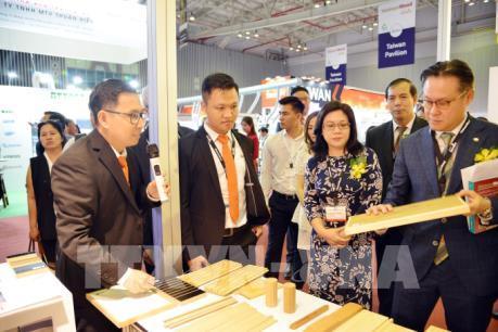 Kết quả hình ảnh cho Khai mạc triển lãm công nghiệp gỗ và chế biến gỗ lớn nhất Việt Nam 2019