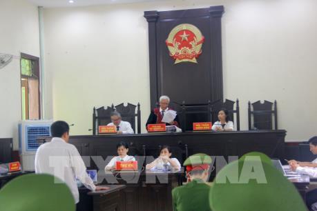 Cục Thi hành án dân sự Bình Định kháng cáo vụ án bị buộc bồi thường hơn 55 tỉ đồng
