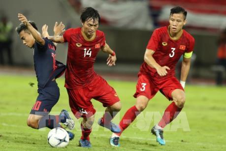 Vé đợt 1 trận Việt Nam vs Malaysia hết sau 1 phút mở bán