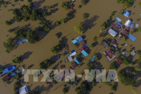 Thái Lan: Lũ lụt làm 34 người thiệt mạng kể từ cuối tháng 8