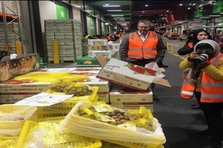 Lưu ý doanh nghiệp về quy trình nhãn xuất khẩu sang Australia