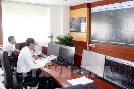 Điện lực Nam định đưa vào hoạt động trung tâm điều khiển từ xa