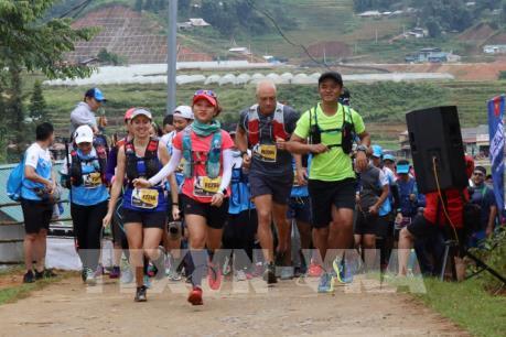 Hấp dẫn giải chạy địa hình lớn nhất Việt Nam 2019 tại Sa Pa