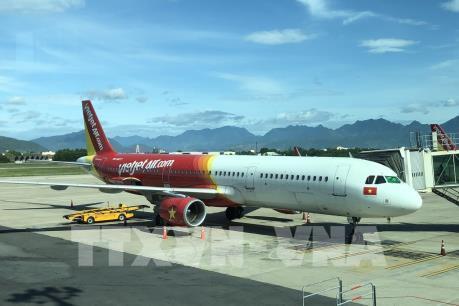 Vietjet Air ngừng bay một số chuyến do ảnh hưởng của bão Tapah
