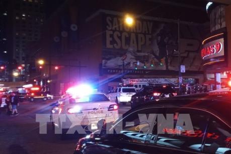 Lại xảy ra nổ súng ở Mỹ, ít nhất 6 người bị thương
