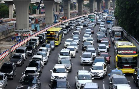 Indonesia triển khai bằng lái xe điện tử