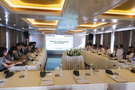 Vietnam Airlines, Korean Air và China Airlines tăng cường hợp tác toàn diện