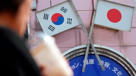 Hàn Quốc vẫn là đối tác thương mại lớn thứ 3 của Nhật Bản