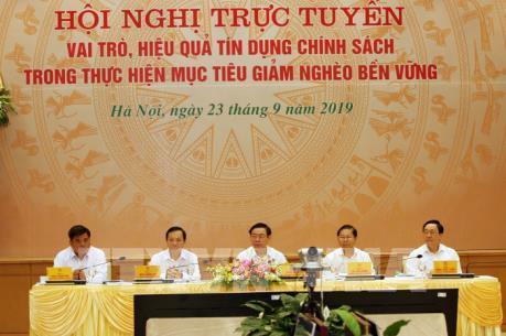 Phó Thủ tướng: Tín dụng chính sách xã hội tạo nguồn lực xây dựng nông thôn mới