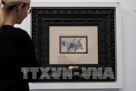 Các bức họa thời kỳ đầu của Van Gogh được đem bán đấu giá
