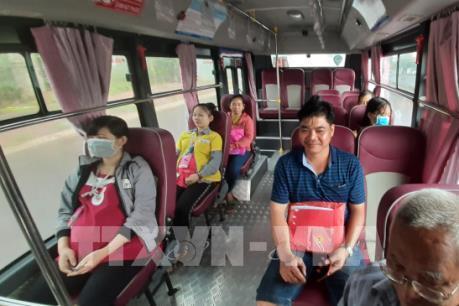 Vĩnh Phúc đầu tư, nâng cấp mạng lưới xe buýt