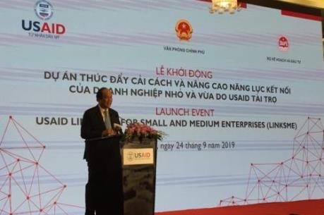 Thúc đẩy năng lực kết nối của doanh nghiệp nhỏ và vừa
