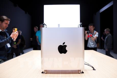 Apple tiếp tục sản xuất dòng máy tính Mac Pro tại Mỹ