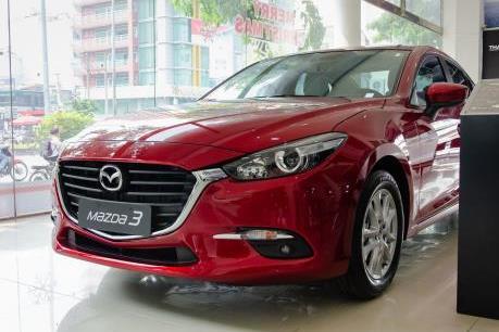 Mazda3 giảm giá mạnh, chuẩn bị đón phiên bản 2019 vào tháng tới