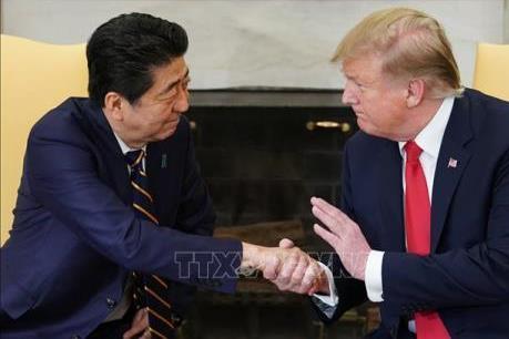 Nhật Bản và Mỹ có thể ký kết thỏa thuận thương mại ngày 25/9